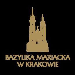 Logo Bazyliki Mariackiej w Krakowie