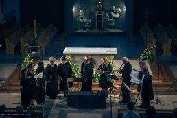 na zdjęciu Linnamuusikud, koncert prolog Musica Divina, Rzeszów 2018