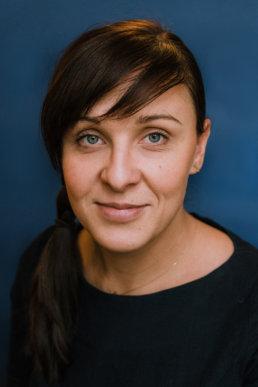 na zdjęciu Marta Serwińska